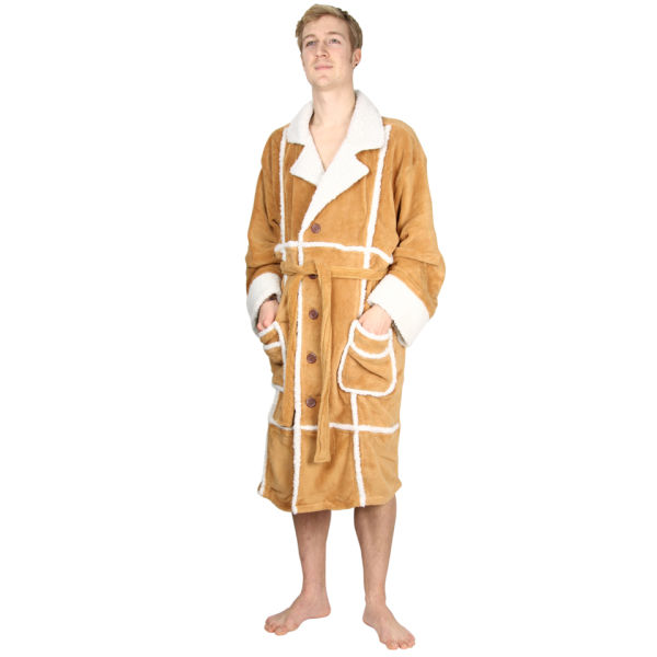 Del Boy Adult Fancy Dress Costume. Specials. Price £ Normal which comprises of a three quarter length fawn coloured faux camel hair coat which was made famous through Trotters Independent Traders escapades in the markets of Peckham - and if you'd believe it, Paris and New York. Also included is a red coloured roll neck top which.