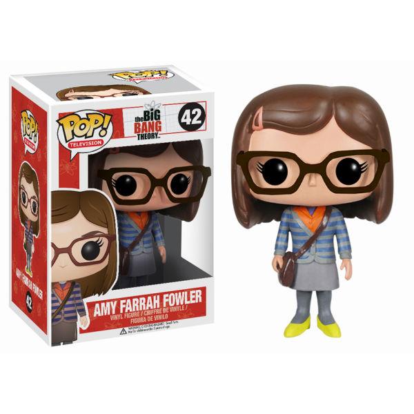 The Big Bang Theory Amy Farrah Fowler Pop! Vinyl Figure