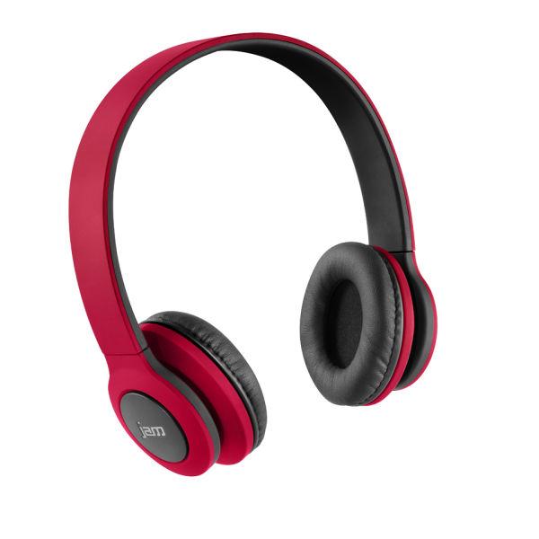 Jam bluetooth headphones red - red bluetooth headphones