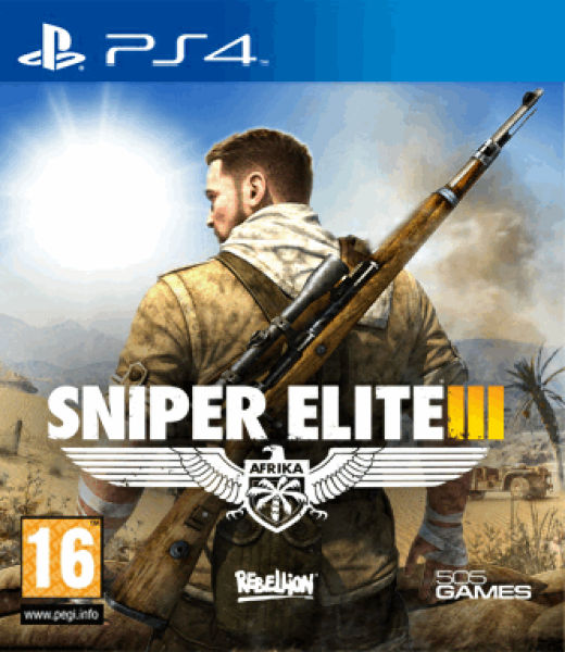 Sniper Elite 3 PS4 Game