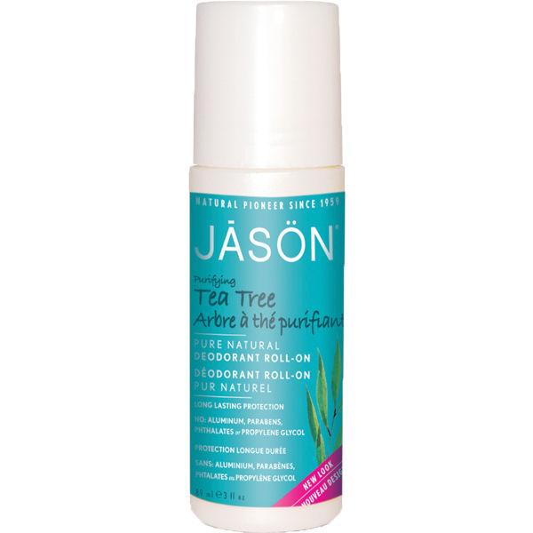 JASON Purifying Tea Tree Roll-On Deodorant 89ml