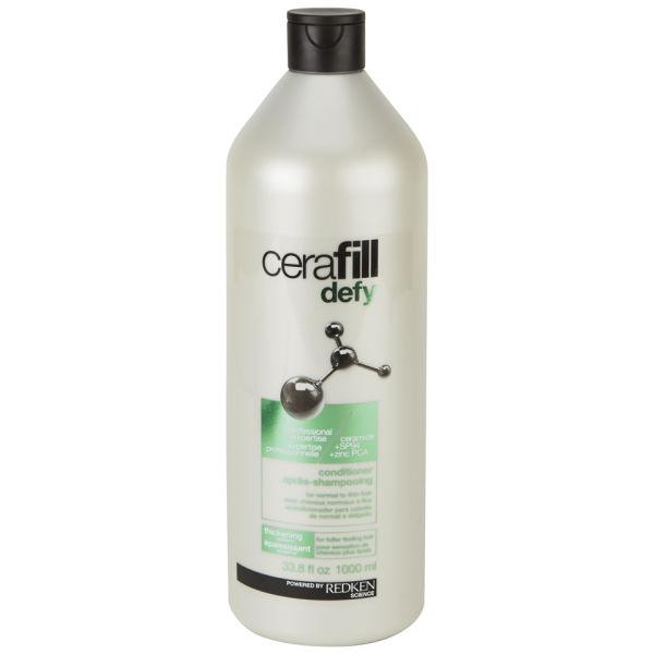 Redken Cerafill Defy Conditioner (1000 ml)