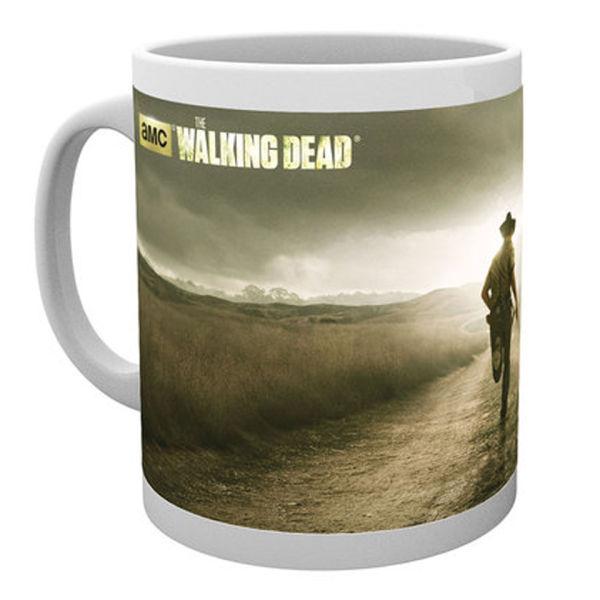 The Walking Dead Running Mug