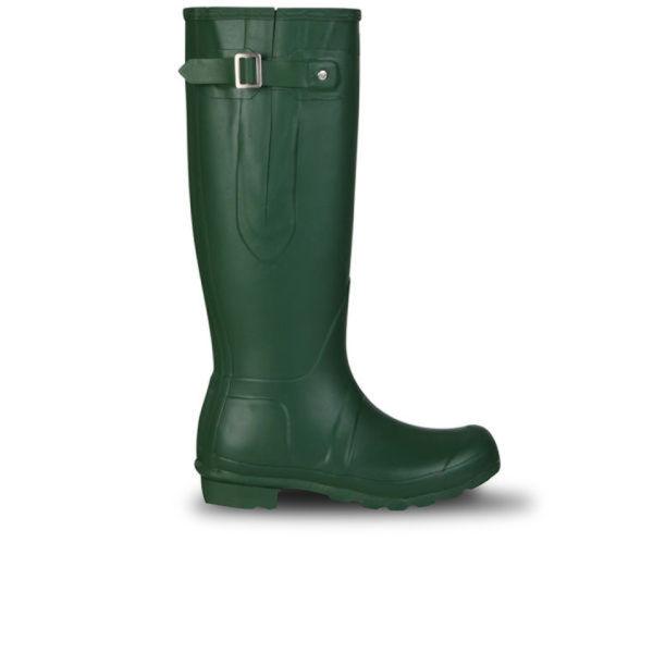 Hunter Women's Original Adjustable Wellies - Green