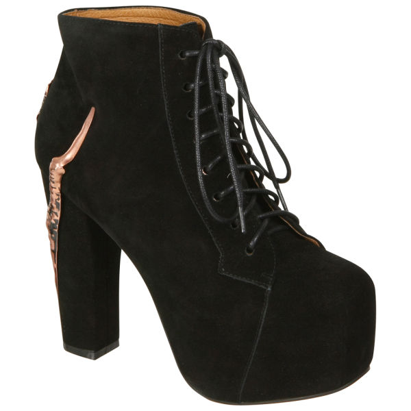 Jeffrey Campbell Women's Lita Claw Shoes - Black
