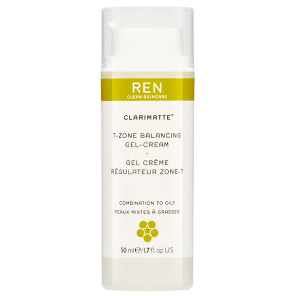 Gel-crema zona T REN Clarimatte T-Zone Balancing Gel Cream 50ml