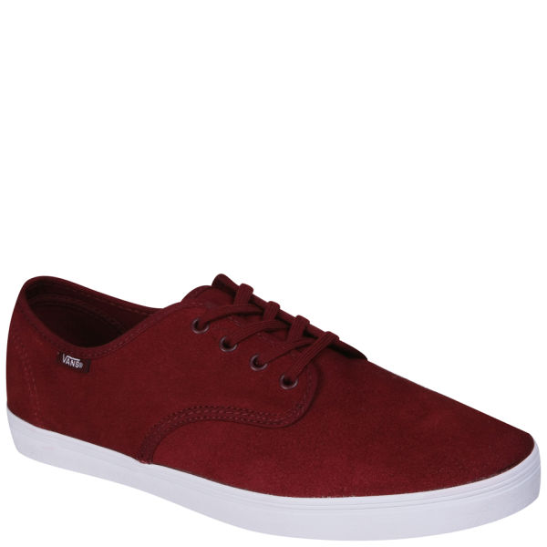 Vans Madero Suede Trainers - Port Royal