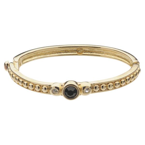 Susan Caplan Vintage Swarovski Gold Plated Crystal Bracelet