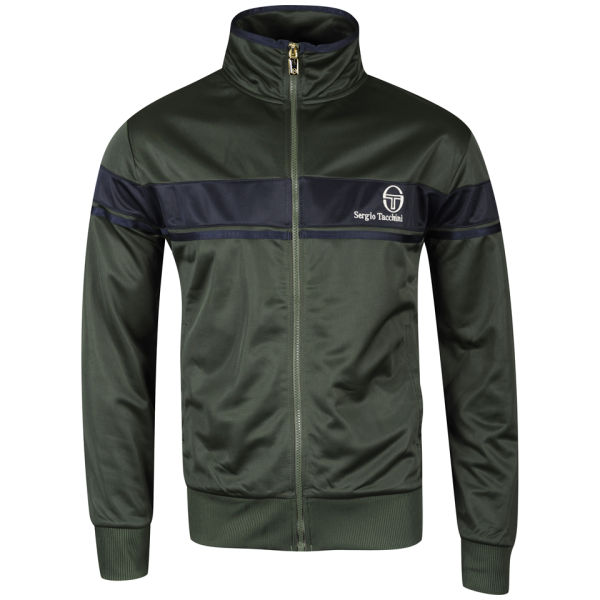 sergio tacchini mens master jacket navy clothing. Black Bedroom Furniture Sets. Home Design Ideas