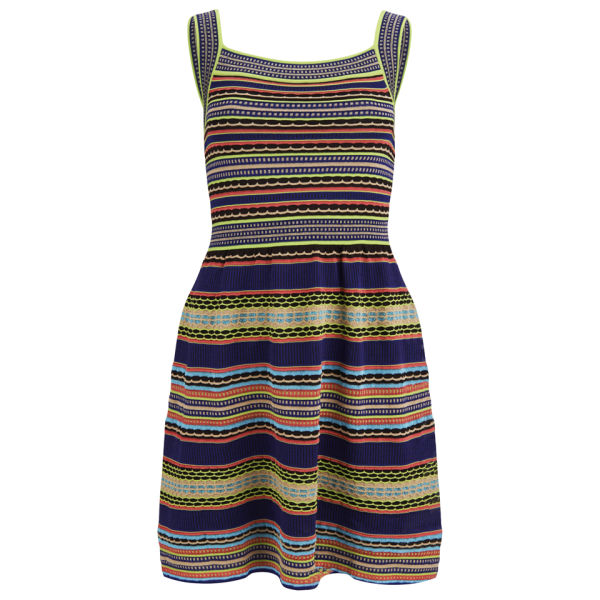 M Missoni Women's Knitted Dress - Multi