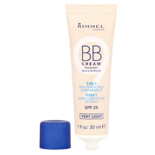 Rimmel Wake Me Up BB Cream Radiance (Various Shades)