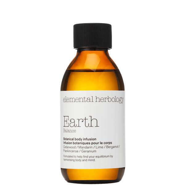 Elemental Herbology Massage Oil - Earth For Balance