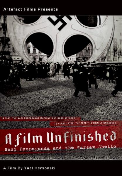 A Film Unfinished: Nazi Propaganda and the Warsaw Ghetto DVD | Zavvi.com