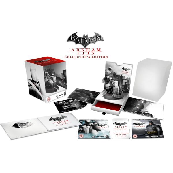 Batman Arkham City Collector S Edition Price