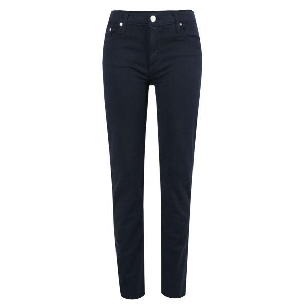 Nobody Women's Cult Skinny Jeans - Navy