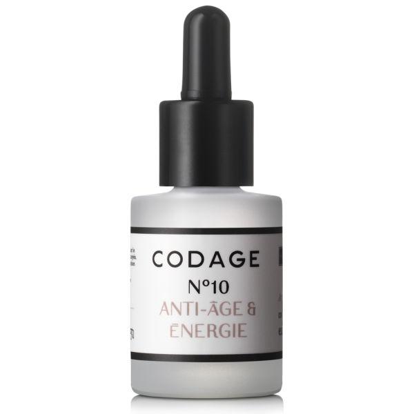 CODAGE Serum N.10 sérum anti-âge et énergie