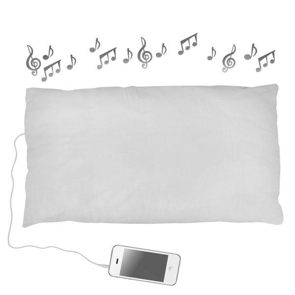 Imusic pillow iwoot for Music speaker pillow