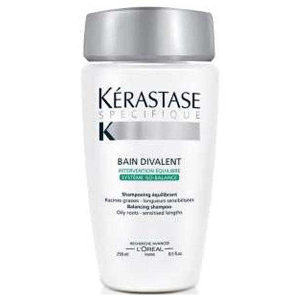 K rastase bain divalent 250ml free delivery for Kerastase reflection bain miroir 2 shampoo