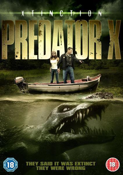 Predator X DVD | Zavvi.com Louisiana Swamp Alligator
