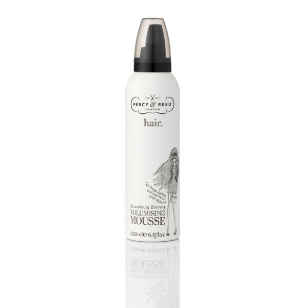 Percy & Reed Abundantly Bouncy Volumising Mousse (200ml)