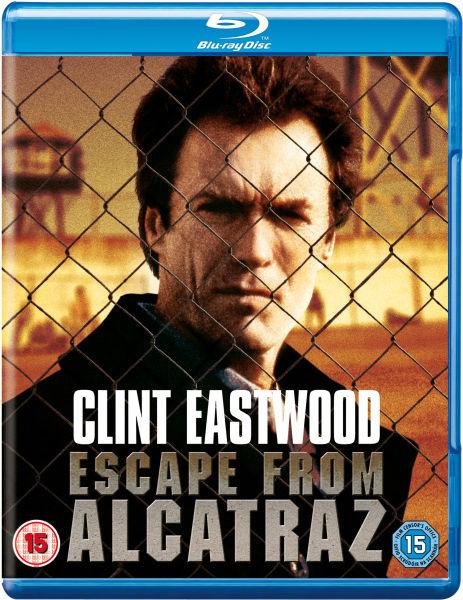 Escape from Alcatraz Blu-ray | Zavvi.com