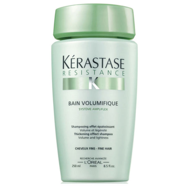 K rastase resistance volumifique bain 250ml free uk for Kerastase reflection bain miroir 2 shampoo