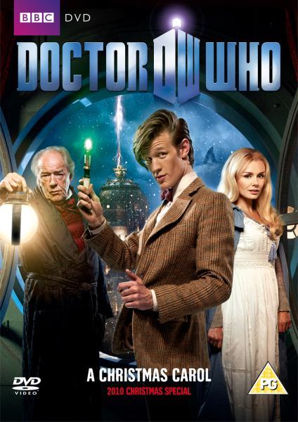 Doctor Who - Christmas Special 2010: A Christmas Carol DVD | Zavvi.com