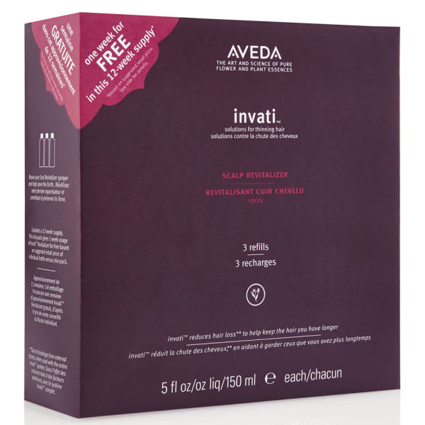 Aveda Invati Scalp Revitalizer Trio Pack