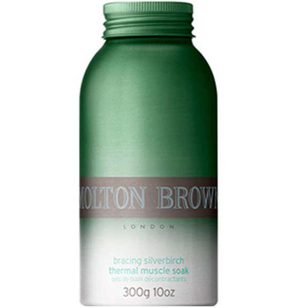 Molton Brown Bracing Silver Birch Thermal Salts Muscle Soak 300g
