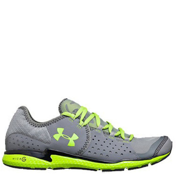 green under armor shoes