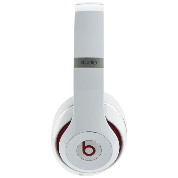 Beats By Dr Dre: Studio 2.0 Noise Cancelling Headphones with RemoteTalk - White: Image 11