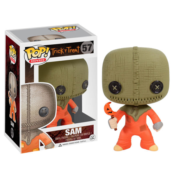 Trick R Treat Sam Pop! Vinyl Figure