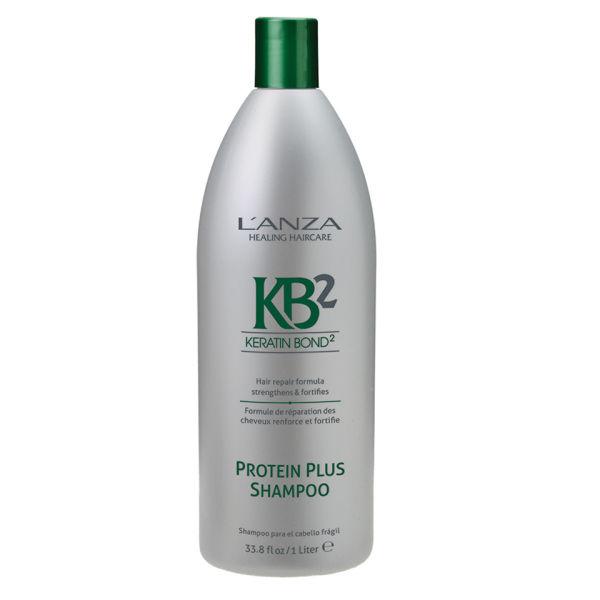 L'Anza KB2 Protein Plus Shampoo 1000ml