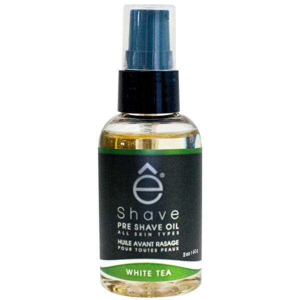 eShave White Tea Pre Shave Oil 59ml