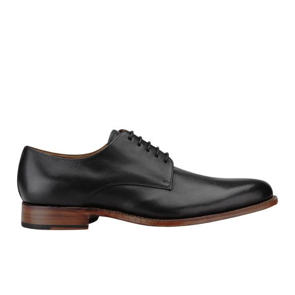 Grenson Men's Toby Derby Shoes - Black