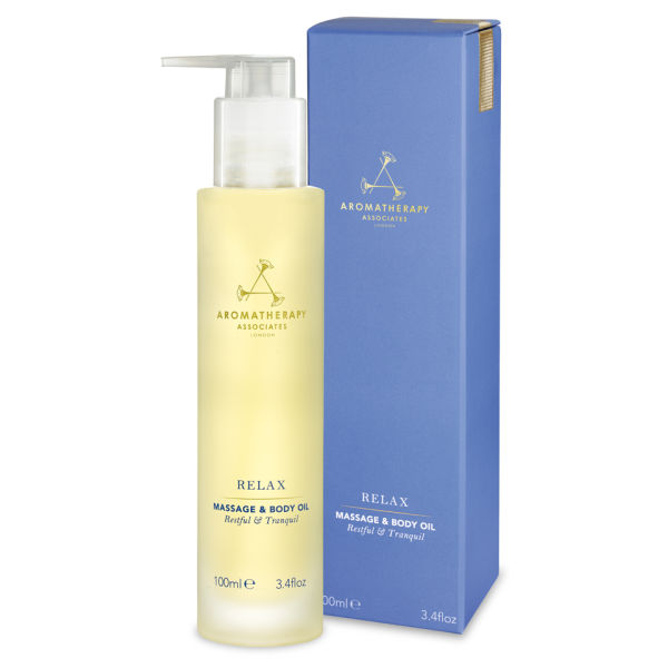 Aromatherapy Associates Relax Body and Massage Oil