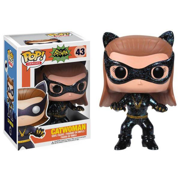 DC Comics Batman 1966 TV Series Catwoman Pop! Vinyl Figure