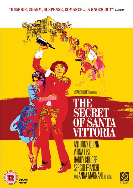 Dvd secret of santa vittoria esterzili