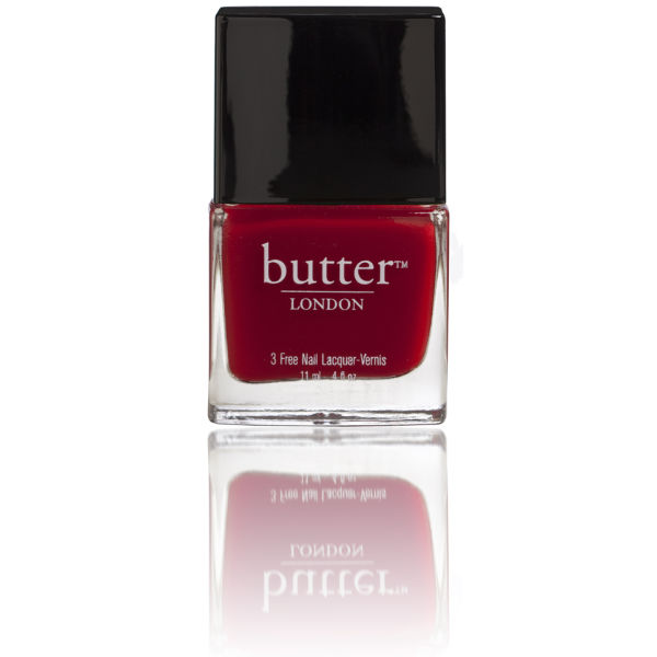 butter LONDON 3 Free Lacquer - Saucy Jack 11ml