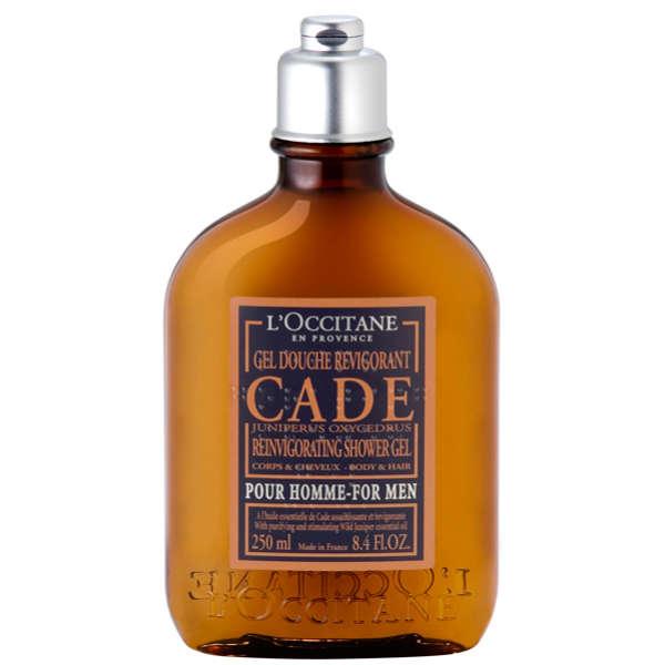 L'Occitane Cade Hair & Body Wash (250ml)