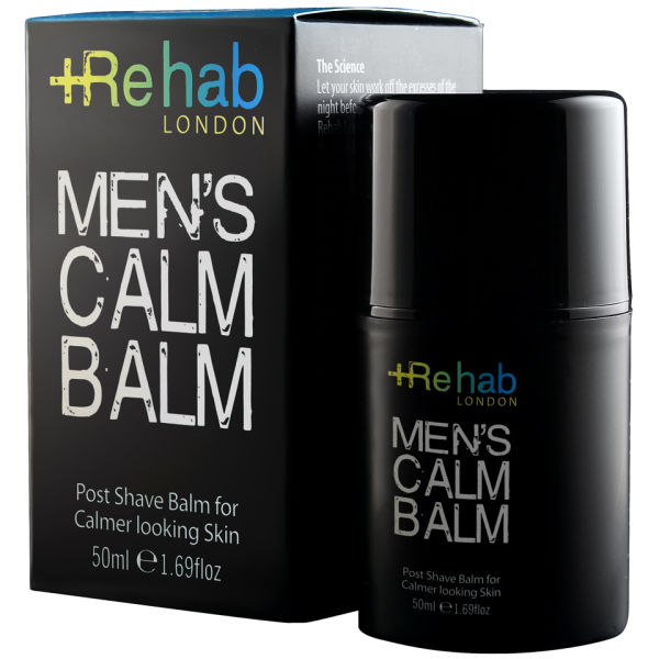 Bálsamo relajante Rehab London Men's Calm Balm (50 ml)