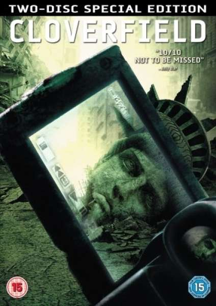 Free movie download of cloverfield