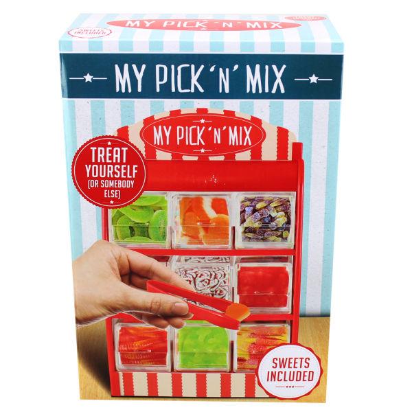 My Pick N Mix Sweet Stand 9 Tubs Multi Parties Zavvi Nl
