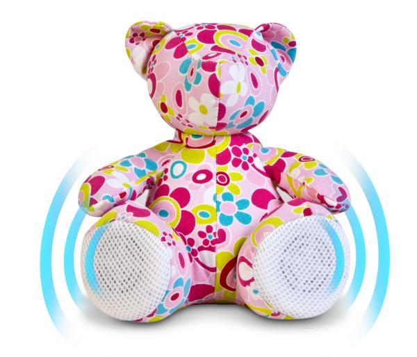 Teddy Speaker.