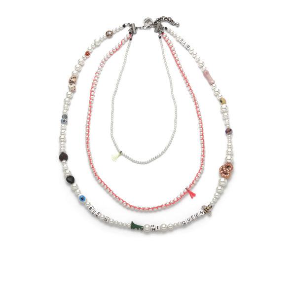 Venessa Arizaga Women's Vibin' Necklace - Multi