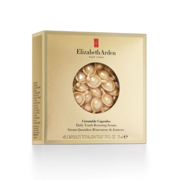 Elizabeth Arden Ceramide Gold Ultra Restorative Capsules Refill - 45kapslar