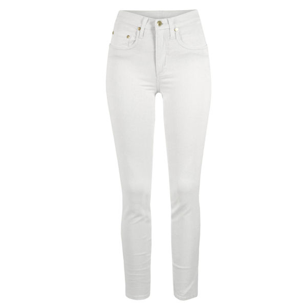 Nobody Women's Cult Skinny Jeans - White