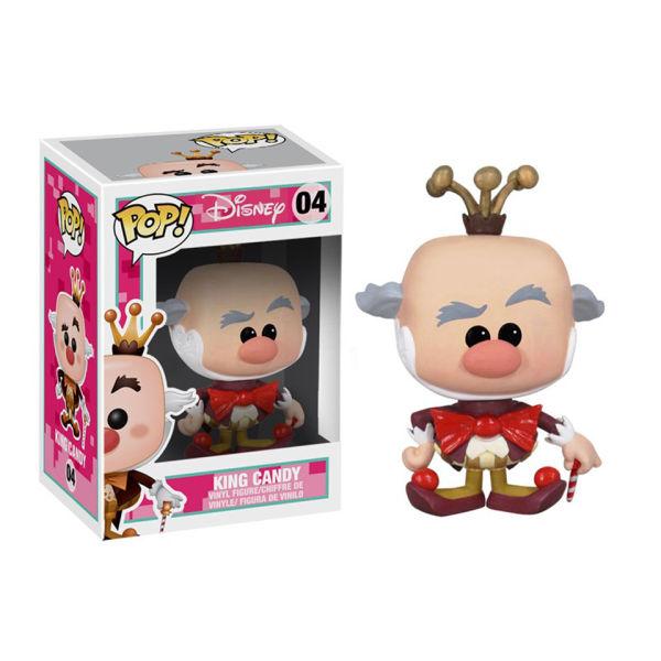Wreck-It Ralph King Candy Disney Pop! Vinyl Figure