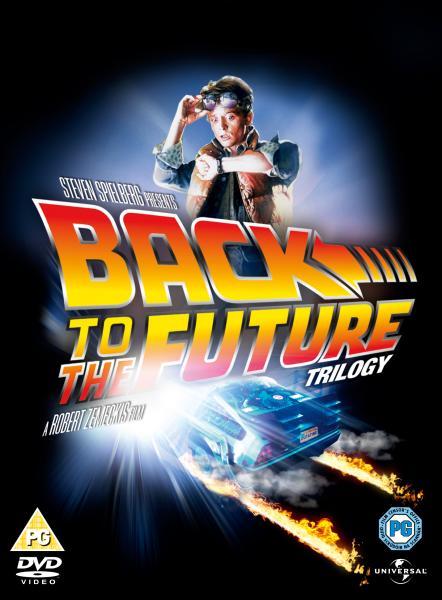 Back to the future 1 3 box set 25th anniversary dvd zavvi com