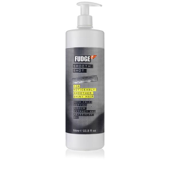 Fudge Smooth Shot Shampoo (1000 ml) - (Vale £33)